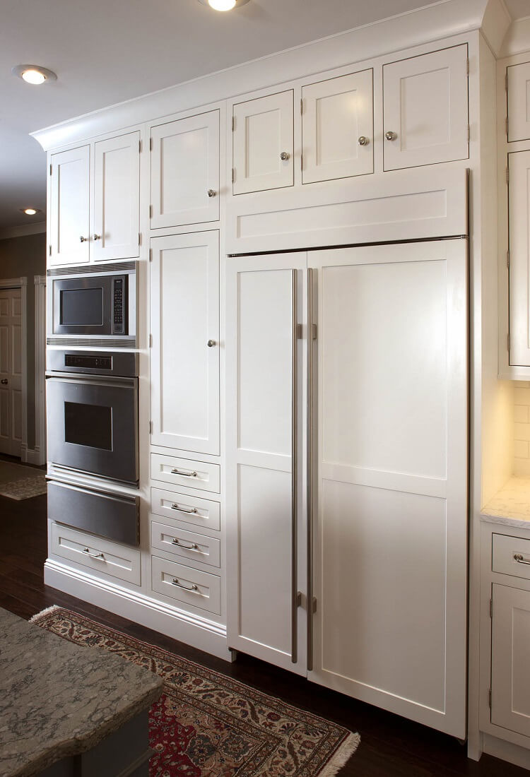 Example picture kitchen cabinets Kansas City