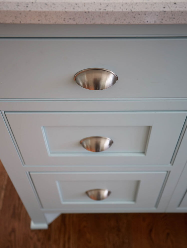 Cabinet Refacing Example Drawers